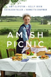 An Amish Picnic: Four Stories - eBook