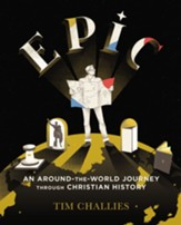 Epic: An Around-the-World Journey through Christian History - eBook