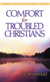Comfort for Troubled Christians - eBook