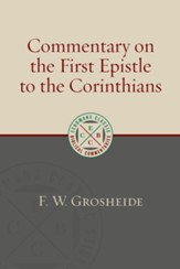Commentary on the First Epistle to the Corinthians - eBook