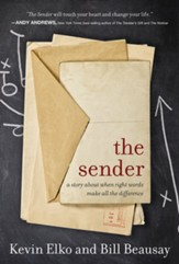 The Sender: A Story About When Right Words Make All The Difference / Digital original - eBook