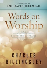 Words on Worship: Devotions of Praise - eBook