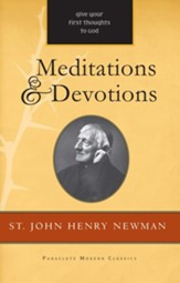 Meditations and Devotions - eBook