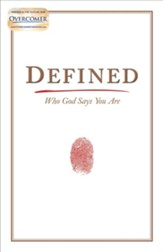 Defined: Who God Says You Are - eBook