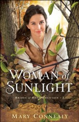 Woman of Sunlight (Brides of Hope Mountain Book #2) - eBook