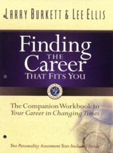 Finding the Career that Fits You: The Companion Workbook to Your Career in Changing Times - eBook