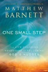 One Small Step: The Life-Changing Adventure of Following God's Nudges - eBook