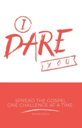 I Dare You: Spread the Gospel One Challenge at a Time - eBook