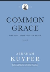 Common Grace (Volume 2): God's Gifts for a Fallen World - eBook