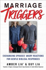 Marriage Triggers: How You and Your Spouse Can Exchange Angry Reactions for Gentle Biblical Responses - eBook