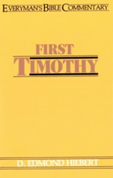First Timothy- Everyman's Bible Commentary - eBook