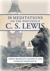 Mornings with C.S. Lewis: 30 Reflections on the Christian Life - eBook
