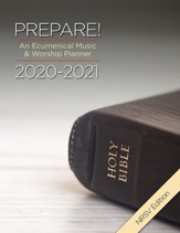 Prepare! 2020-2021 NRSV Edition: An Ecumenical Music & Worship Planner - eBook