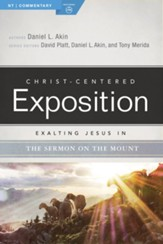 Exalting Jesus in the Sermon on the Mount - eBook