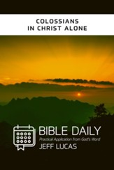 Colossians: In Christ Alone - eBook