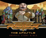 Peter: Graphic Story Bible - eBook