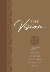 TPT: The Vision: 365 Days of Life-Giving Words from the Prophet Isaiah - eBook
