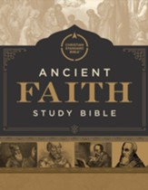 CSB Ancient Faith Study Bible - eBook