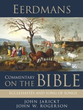 Eerdmans Commentary on the Bible: Ecclesiastes and Song of Songs / Digital original - eBook