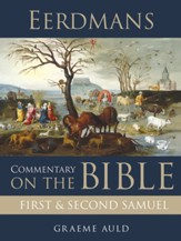 Eerdmans Commentary on the Bible: First and Second Samuel / Digital original - eBook