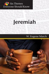 Six Themes in Jeremiah Everyone Should Know - eBook