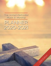 The United Methodist Music & Worship Planner 2020-2021 CEB Edition - eBook