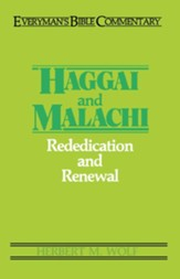 Haggai & Malachi- Everyman's Bible Commentary - eBook