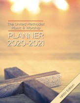 The United Methodist Music & Worship Planner 2020-2021 NRSV Edition - eBook