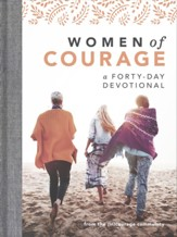 Women of Courage: A 40-Day Devotional - eBook