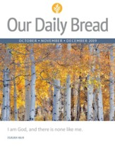 Our Daily Bread - October / November / December 2019 - eBook