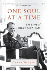 One Soul at a Time: The Story of Billy Graham - eBook