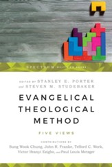 Evangelical Theological Method: Five Views - eBook