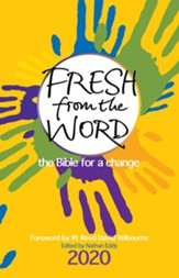 Fresh From the Word 2020: The Bible for a change / New edition - eBook