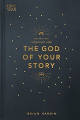 The One Year Adventure with the God of Your Story - eBook