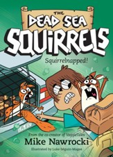 Squirrelnapped! - eBook