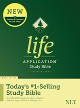 NLT Life Application Study Bible, Third Edition - eBook