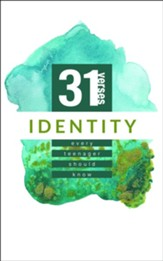 Identity: 31 Verses Every Teenager Should Know - eBook