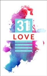 Love: 31 Verses Every Teenager Should Know - eBook