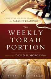 The Weekly Torah Portion: A One-Year Journey Through the Parasha Readings - eBook