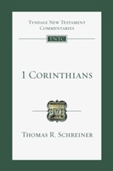 1 Corinthians: An Introduction and Commentary - eBook