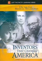 Inventors That Changed America: On the Go & Medical DVD