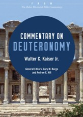 Commentary on Deuteronomy: From The Baker Illustrated Bible Commentary - eBook