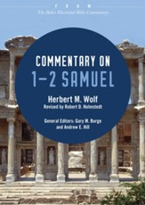 Commentary on 1-2 Samuel: From The Baker Illustrated Bible Commentary - eBook