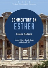 Commentary on Esther: From The Baker Illustrated Bible Commentary - eBook