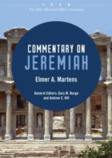 Commentary on Jeremiah: From The Baker Illustrated Bible Commentary - eBook