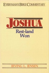 Joshua- Everyman's Bible Commentary - eBook