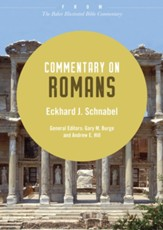 Commentary on Romans: From The Baker Illustrated Bible Commentary - eBook