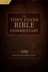 The Tony Evans Bible Commentary - eBook
