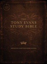 CSB Tony Evans Study Bible - eBook