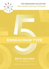 The Enneagram Type 5: The Investigative Thinker - eBook